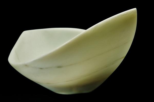 Magellan, Colorado Yule Marble, Hand Carved Marble Bowls @ martincooney.com