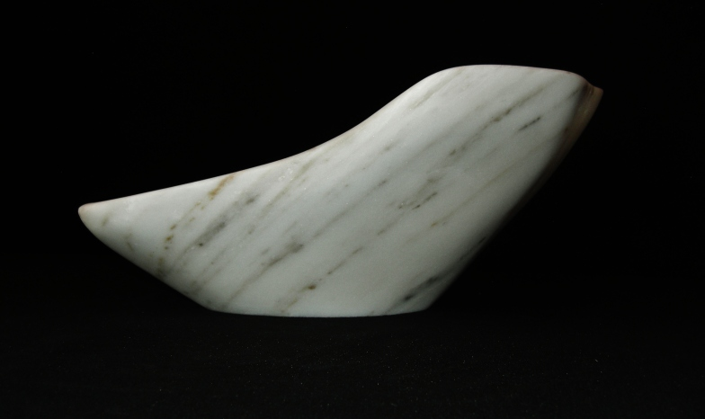 Robin, The Maiden Collection, Marble Sculpture by Martin Cooney