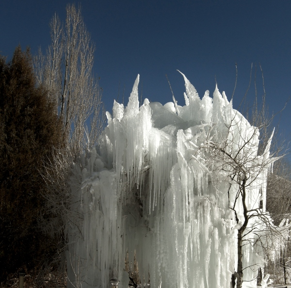 Sculpture Garden / The Ice Palace at martincooney.com
