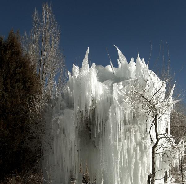 Sculpture Garden / The Ice Palace at martincooney.com