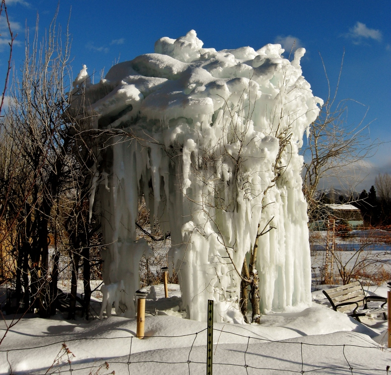 The Ice Palace, 7th Wonder of Woody Creek, Colorado.
