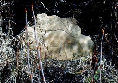Birdhaven Sculpture Garden, Gemsbok Drift, Kansas Creme Bas Relief Sculpture by Martin Cooney