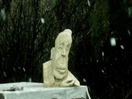 Boogieman in the Sculpture Garden @ martincooney.com