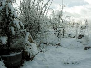 The Rocky Mountain English Country Sculpture Garden
