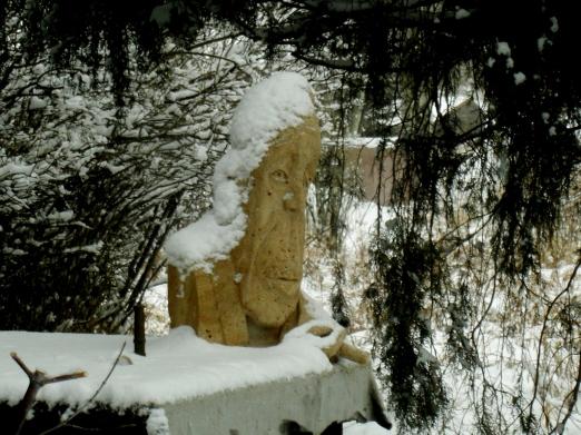 Boogieman, The Sculpture Garden @ martincooney.com