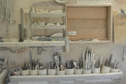 Sculpture Studio @ martincooney.com