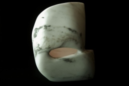 Swan Wave, The Maiden Collection, Colorado Yule Marble by Martin Cooney