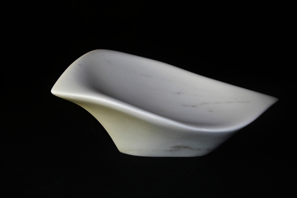 Sparrow, The Maiden Collection / Yule Marble / SN120808 / 17.5 x 10.5 x 7.75 inch / 23 lbs / $2,500