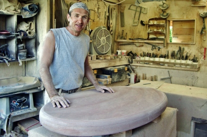 Martin Cooney, studio workshop / bankershop, Birdhaven, Woody Creek, Colorado
