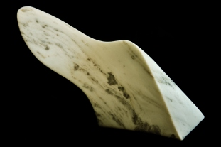 """Port """"Thing One"""", The Maiden Collection, Colorado Yule Marble Sculpture by Martin Coooney"""