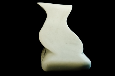 'The Demure One', Colorado Yule Marble, The Maiden Collection by Martin Cooney at martincooney.com