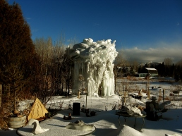Snow Sculpture @ martincooney.com