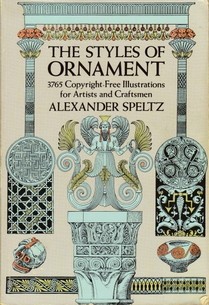 Handbook of Ornament Book Cover