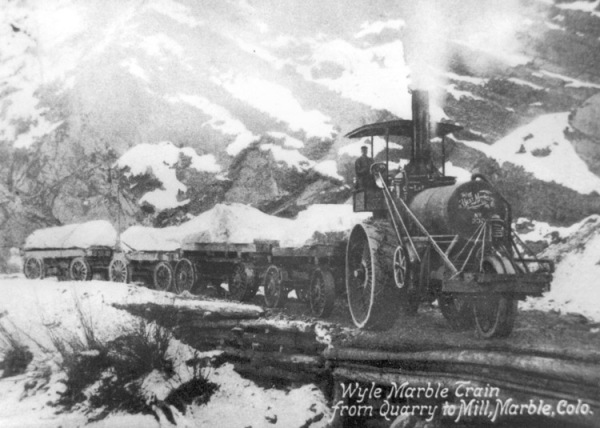 YuleMarbleSteamTractor