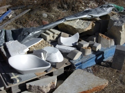 Studio Workshop, Woody Creek, Colorado, Coracle, Hand Carved Marble Bowl @ martincooney.com