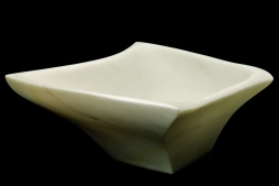 """$1,400 Four Corners 14x13x7.5"""", The Maiden Collection, Colorado Yule Marble Sculpture by Martin Cooney"""
