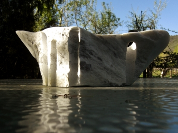 Coliseum, The Maiden Collection, Colorado Yule Marble Sculpture by Martin Cooney