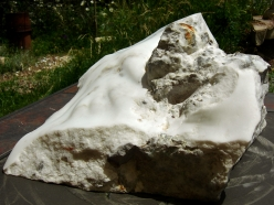 Top O' Th' World, The Maiden Collection, Colorado Yule Marble Sculpture by Martin Cooney