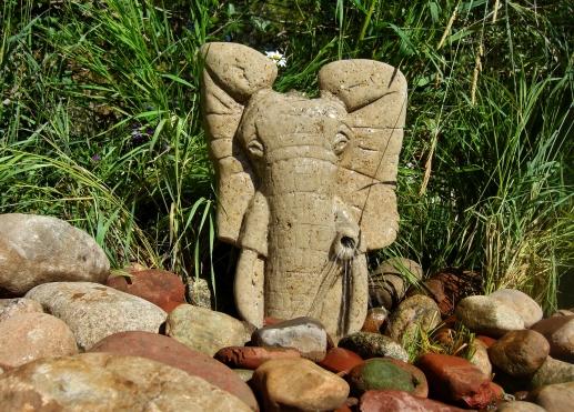 Elefountain, Winterset Limestone by MARTIN COONEY
