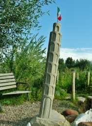 Leaning Tower of Woody Creek @ martincooney.com
