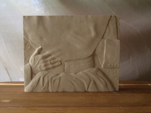 They Do, Kansas Creme Limestone by Martin Cooney