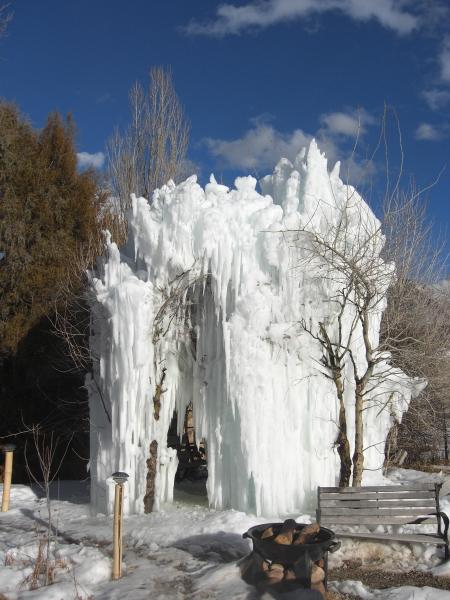 Ice Palace Late January 2013