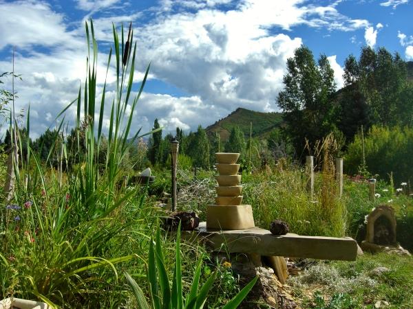 Sculpture Garden,