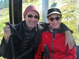 Author, Aspen Mountain Road Trip and Hike