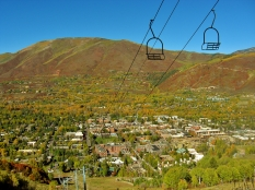 Red Mountain, Hunter Creek, Smuggler Mountain, and Downtown Aspen Mountain Road Trip and Hike
