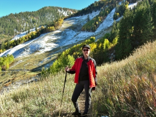 Kris Cooney, Aspen Mountain Road Trip and Hike