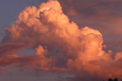 Skies Over The Rockies