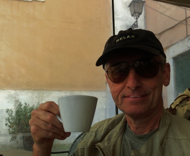 Martin Cooney, author mc.com, Central Pisa, Along The North West Tuscan Way by Martin Cooney