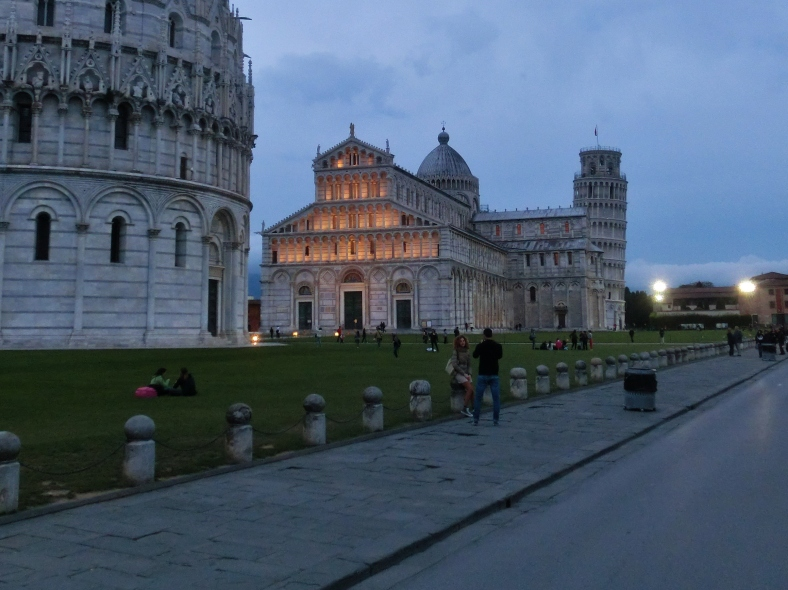 Pisa, The Place of Miracles, Leaning Tower, Cathedral, Tuscany, Italy