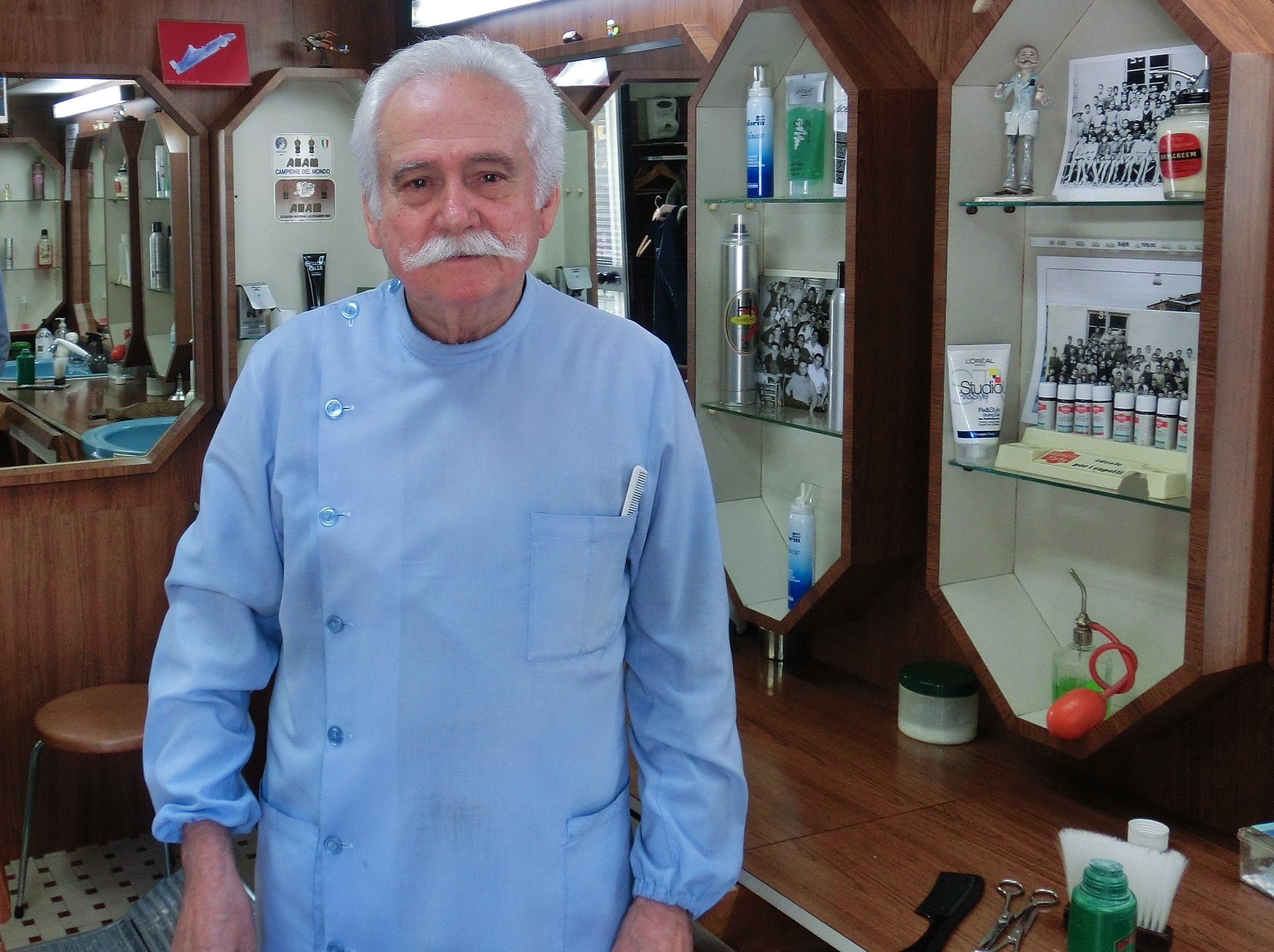 Barber In Italian : Ode to the Italian Barbershop martincooney.com sculptor