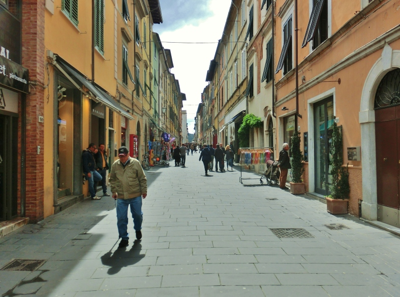 Pietrasanta, Tuscany, Italy