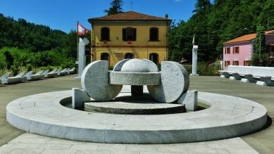 Marble Boondoggle, Lunigiana, Tuscany, Italy