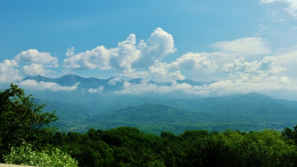 Roadside Attractions, Lunigiana, Tuscany, Italy
