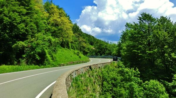 Lunigiana and Surrounding Mountains, Tuscany, Italy