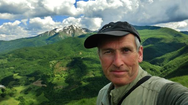 Selfie, Lunigiana and Surrounding Mountains, Tuscany, Italy