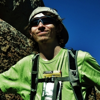 Joseph Cooney, Galena Mountain, Two day hikes from Uncle Bud's Hut, Late September, Colorado, 2014