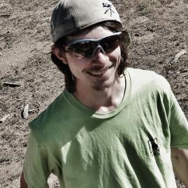 Joseph Cooney, Uncle Bud's Hut, Late September, Colorado, 2014