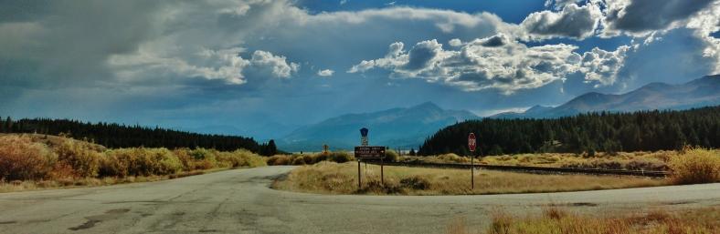 Late September 2014 near Leadville, CO