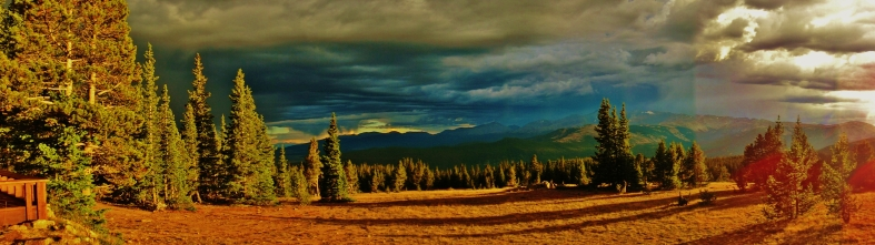 Late September 2014 near Leadville, CO