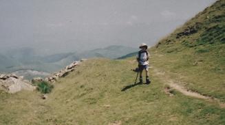 Kris Cooney, Age 6, Roland's Pass