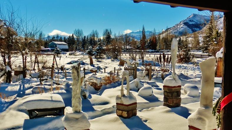 The Sculpture Garden, Woody Creek CO