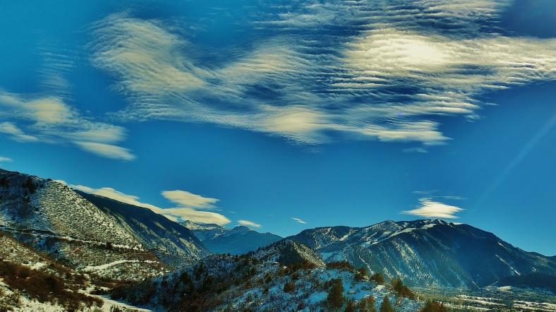 Aspen Mountain, Independence Pass, Elk Mountain Range, Colorado, by MARTIN COONEY