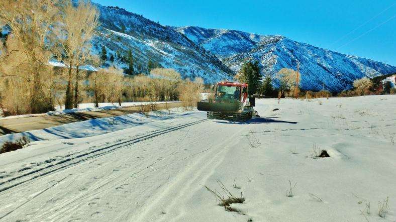 Rio Grande Railbed Trail, Snowmass Canyon, CO