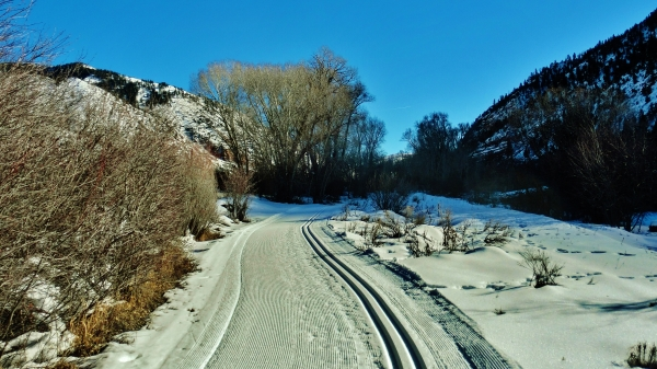 Rio Grande Railbed Trail, Snowmass Canyon, CO