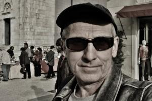 Author, Pietrasanta, Tuscany, Italy