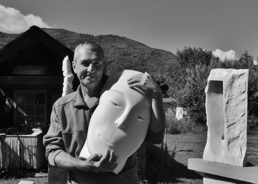 Martin Cooney, author martincoooney.com, Mystique Mask, 1314 Winter Collection